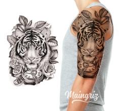 1c55f3cbc2f41 Sleeve & Half Sleeve – World Tattoo Design